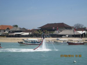 Bali flying board