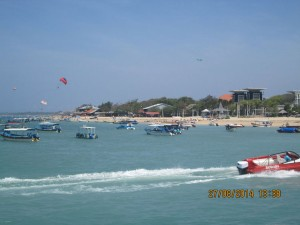 Tanjung Benoa flying board