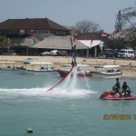 Flying Board Bali Tanjung